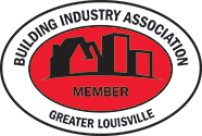 Designer Builders is a registered remodeler with the Building Industry Association of Greater Louisville