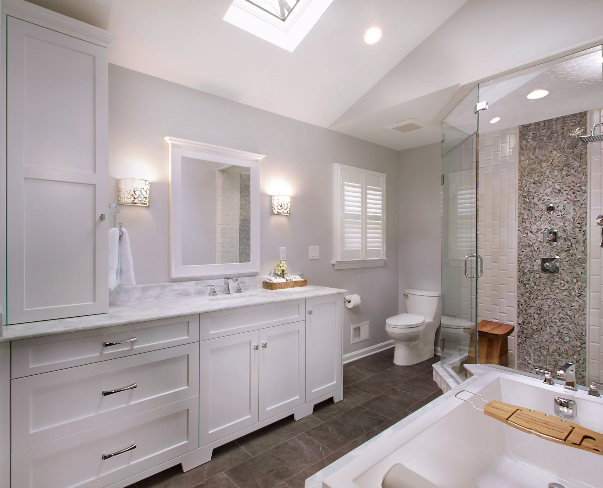 Bathroom remodel in Louisville KY